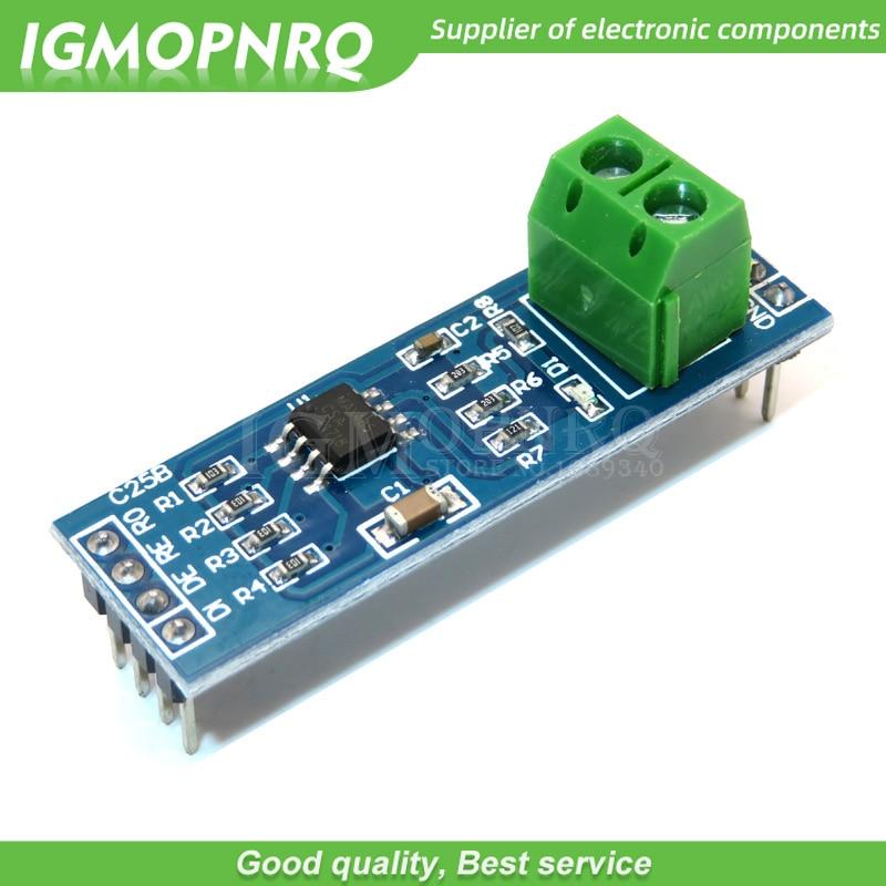 10 sztuk MAX485 moduł RS-485 TTL przejdź do RS485 moduł konwertera dla Arduino mikrokontroler MCU rozwoju akcesoria