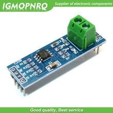 10 pces módulo max485 RS-485 ttl volta para rs485 conversor módulo para arduino microcontrolador mcu desenvolvimento acessórios