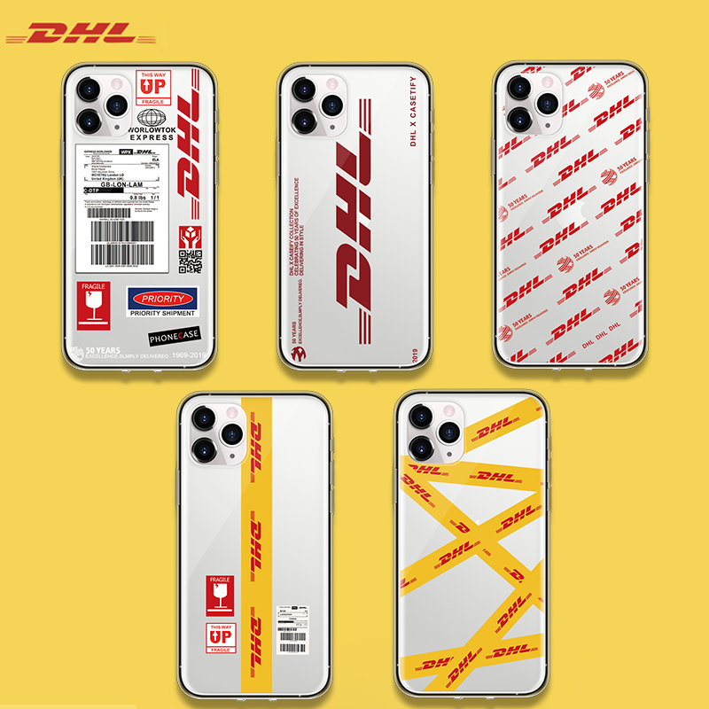 Phone <font><b>Case</b></font> <font><b>For</b></font> <font><b>iPhone</b></font> 7 Plus 8 Plus 6 6S Plus 7 8 Capa Celular <font><b>For</b></font> <font><b>iPhone</b></font> X XR XS 11 Pro Max 5S SE 5C <font><b>4</b></font> 4S DHL Express Cover Bag image