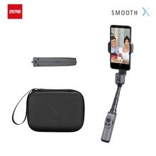 ZHIYUN SMOOTH X Phone Gimbal Handheld Stabilizer Selfie Stick Palo Smartphones for iPhone Samsung Huawei Xiaomi Redmi