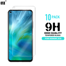 10 Pcs Tempered Glass For Huawei HONOR 20S Screen Protector 2.5D 9H Premium Protective Film