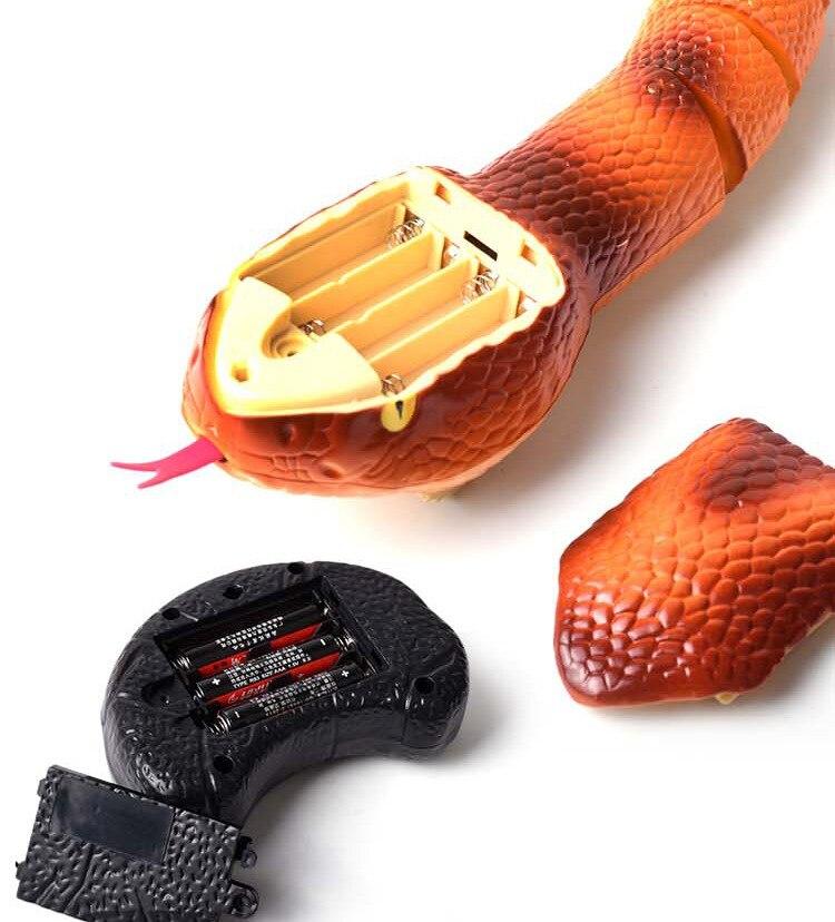 viper controle remoto robô brinquedo animal com