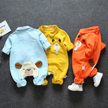 Baby Girl Clothes 2020 Spring Cotton Newborn Rompers for