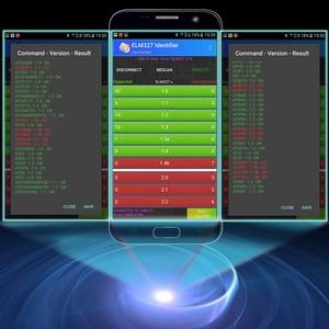 Image 3 - Herramienta de diagnóstico de coche, miniadaptador V1.5 ELM327 PIC18F25K80, Bluetooth, WIFI, OBD2, ELM 327, lector de código para Android obd2 OBDII/IOS/PC