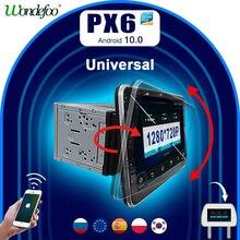universal PX6 2 din Android 10 car radio car stereo Navigation GPS 2din auto audio autoradio bluetooth screen multimedia player