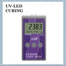 LS123 портативный измеритель мощности УФ-излучения измеритель солнечной энергии тест интенсивности ультрафиолетового излучения