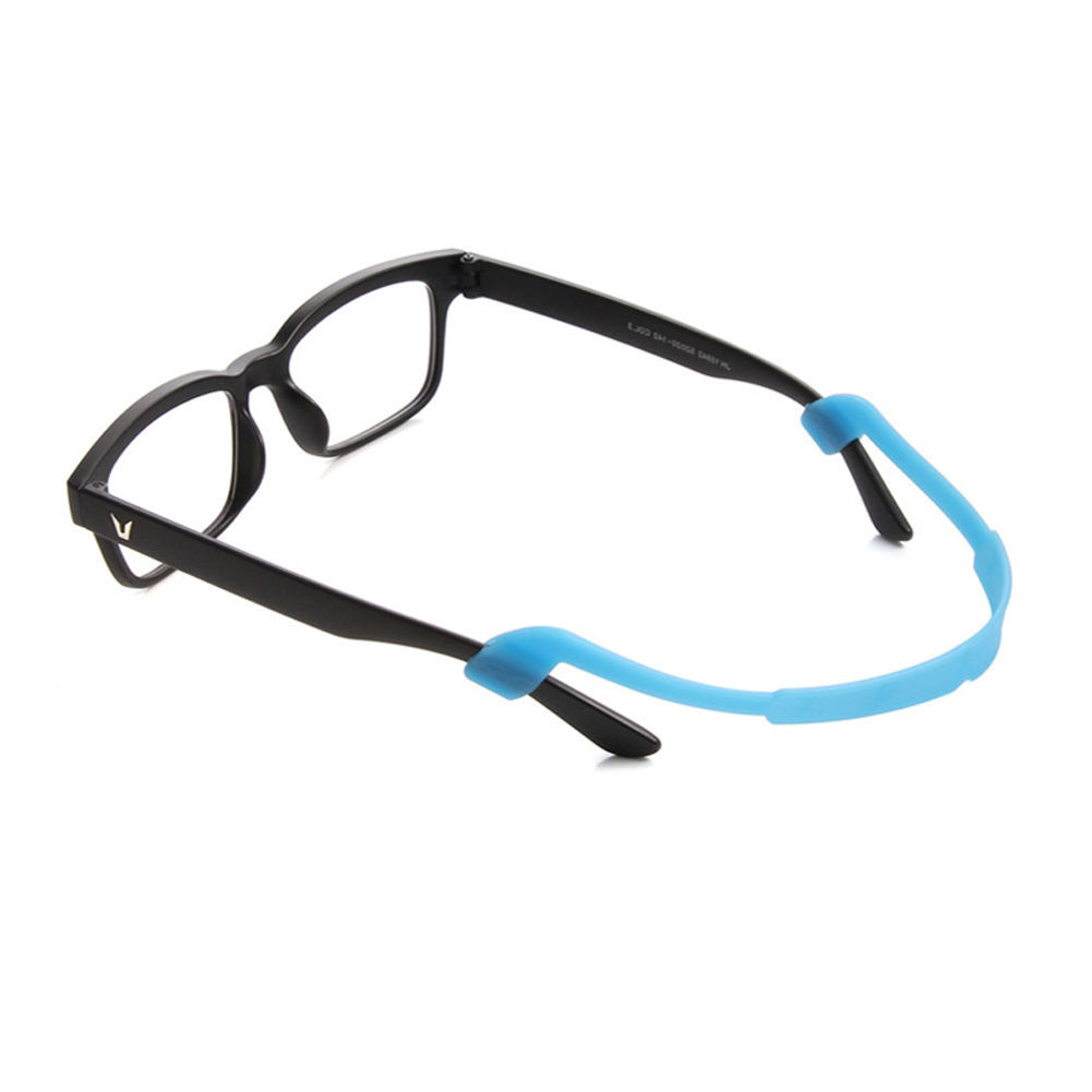 1 pc. Adjustable Neck Strap Lanyard for Elastic Sports Glasses 5 Color Cord Lanyard Sunglasses Holding Bracket