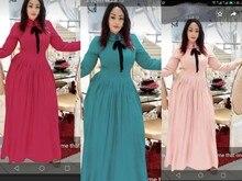 2019 African Dress for Women Africa Print Clothing Bazin Traditional Dashiki Danshiki Tunic Party Boho Maxi