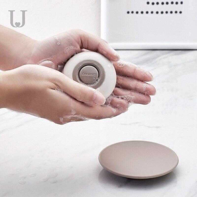 Xiaomi Jordan&Judy Sub-bottle Box Press Bottle Shampoo Shower Gel Box Household Hand Sanitizer Bottle Hand Washing Artifact