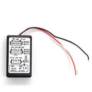 Эмулятор Для Mercedes MB ESL, профессиональный эмулятор ластика IMMO, поддержка W202,W203,W208,W209,W210,W211, высокое качество