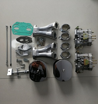 SherryBerg carburettor carb conversion kit for VW TYPE 1 FAJS HPMX WEBER IDF DUAL 40mm CARB KIT T1 linkage T1 TALL standard idf