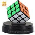 Qiyi 3*3*3 Профессиональные Волшебные кубики скорость магические Кубики-пазлы три слоя куб пазл игрушки для детей игрушки для взрослых