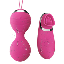 Remote Vibrator Sex Toys for Woman Kegel Balls Vaginal Balls Ben Wa Balls Powerful Vibrator Clitoris Vaginal Chinese Balls