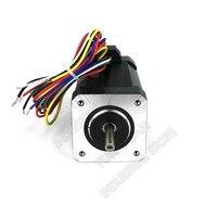 Bldc Motor 30W 0.1Nm 14.3Oz in DC 24V Brushless Nema17 42mm High Speed 3000rpm Hall Sensor 3PH 5mm Shaft