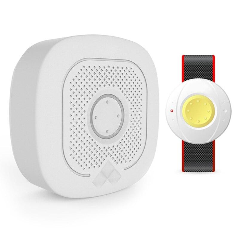 WIFI SOS Button for Elderly RF 433mhz Button Emergency Alarm Wirelss Watch Dropship