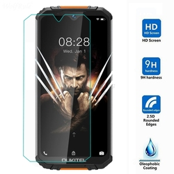 На Алиэкспресс купить чехол для смартфона premium tempered glass for oukitel wp6 protective guard mobile phone bag case cover screen protector for oukitel wp6 film glass