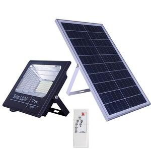S светодиодный светильник на солнечной батарее, с дистанционным управлением, для фермы, гаража, уличный светильник, водонепроницаемый, свет...