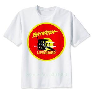 Baywatch t-shirt 3d duvar kağıdı anime gömlek erkekler kısa kollu tişört anime sıkıştırma t-shirt özel erkekler t gömlek serin erkekler 1039Q