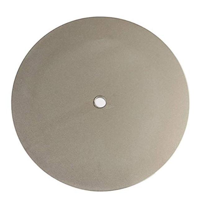 New Design 8 Inch Diamond Coated Flat Lap Wheel Jewelry Polishing Grinding Disc For Grinding Polishing Crystal Tools Kits