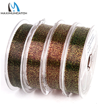 Maximumcatc Tippet Fly Fishing Line Chameleon Invisible 50M 2X/3X/4X/5X pesca