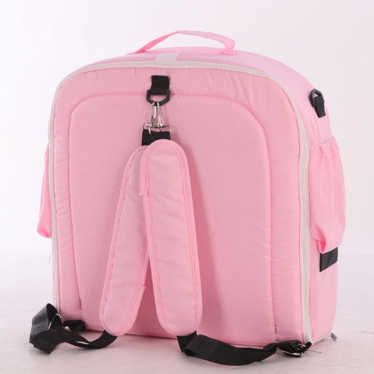 Multi-function Maternity Diaper Backpack Folding Chair Nappy Bag For Baby Travel Portable Crib Baby Nest Child Supplies Newborn