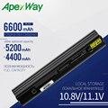 Apexway ноутбук Батарея для lenovo S9 S10 S10C S10e S12 L08C3B21 L08S6C21 L08S3B21 6 ячеек