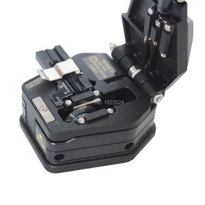 Image 5 - גבוהה דיוק SKL 6C אופטי סיבים אופטי קופיץ חותך 16 משטח להב