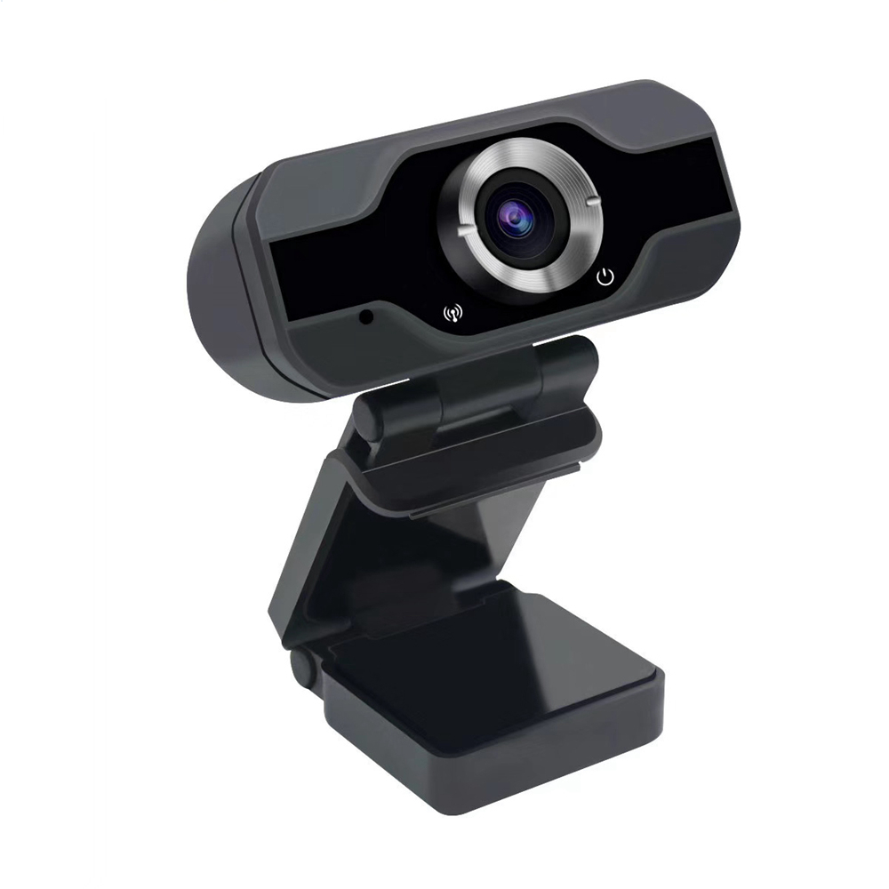 Mini Full Hd Webcam 1080p USB Web Camera High-definition Clear Camera Live Broadcast With Noise Cancellation Microphone  For PC