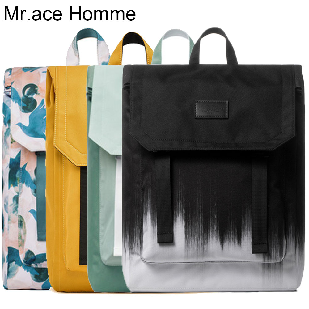 Large Square Waterproof Backpack Women Laptop Travel Backpack Men Rucksack College Bags For Girl Canvas Backpack School Bag Boy