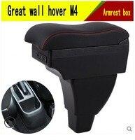 Para great wall hover m4 caixa de apoio de braço