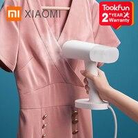 XIAOMI MIJIA-vaporera eléctrica portátil para el hogar, máquina de vapor para planchar ropa, planchado plano, generador de ropa, novedad