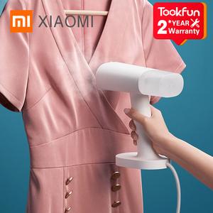New XIAOMI MIJIA Steamer iron Home Electric Steam Cleaner Portable Hanging Garment Steamer Steam Flat Ironing Clothes generator