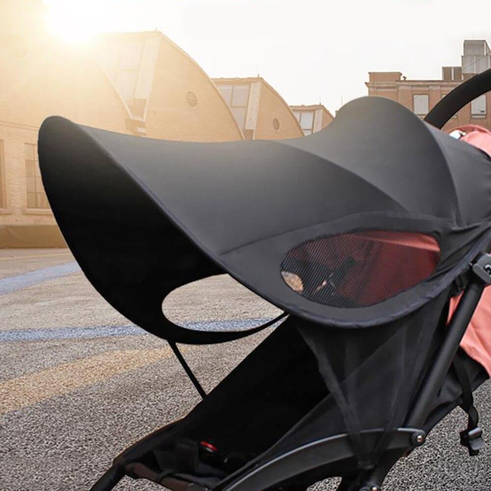 transporte sol viseira capa para carrinho de