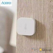 Bundel Verkoop Originele Aqara Smart Luchtdruk Temperatuur Vochtigheid Sensor Werken Met Apple Home Kit/Mijia App Controle