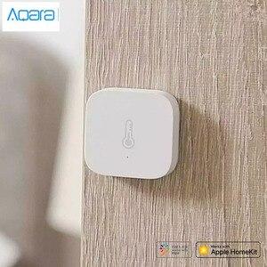Image 1 - Bundle Sale Original Aqara Smart Air Pressure Temperature Humidity Environment Sensor Work With Apple Home Kit/Mijia APP Control