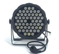 54x3W led par light DJ Par LED RGBW UV dj light Wash Disco Light DMX Controller effect Free Shipping