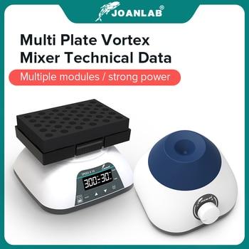 Mini Vortex Mixer Lab Equipment Oscillator Shaker Lab Multifunctional mixer Pigment Nail Polish Liquid Ink Mixer 110v To 220v 1