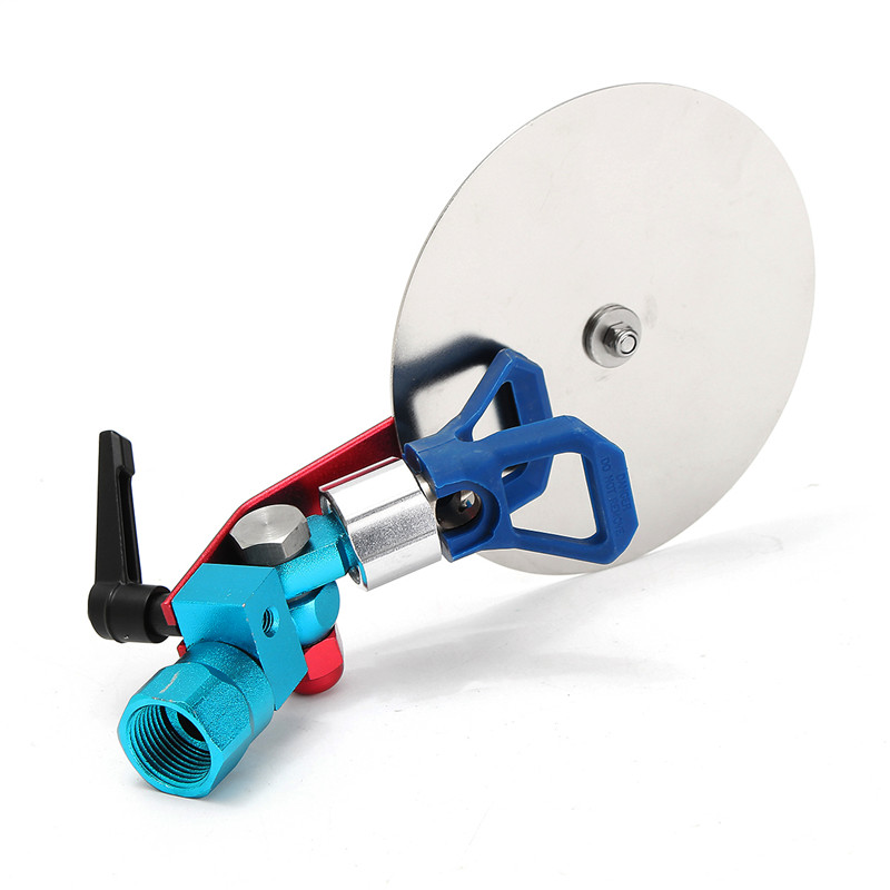 Spray Gun Guide Accessory Tool For Most Paint Sprayer 7/8'' Airless Spraying Triming Machine Power Tool Universal