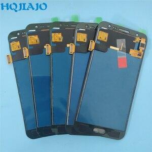 Image 2 - 10 sztuk/partia Test LCD do Samsung Galaxy J500 J5 2015 J500Y J500M J500F wyświetlacz LCD ekran dotykowy Digitizer zgromadzenie dostosuj LCD