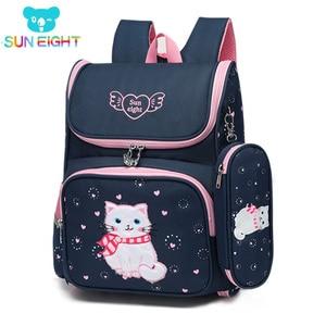 SUN EIGHT Cat Girl Backpack 1-