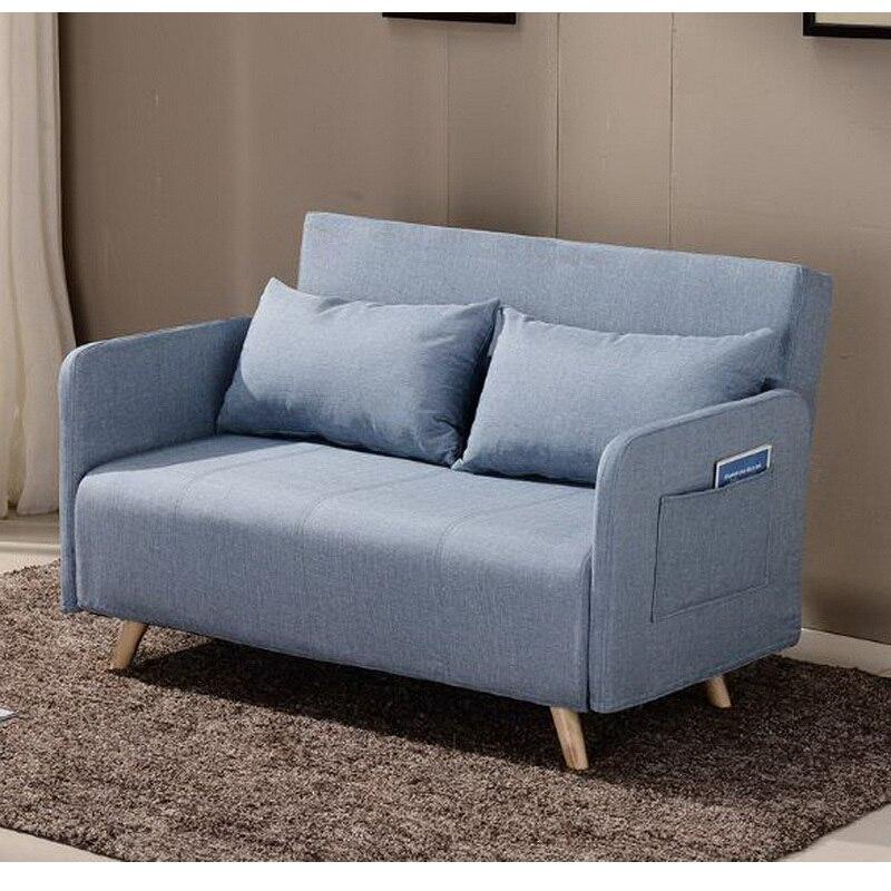 260327/1m/Free Combination/Home Multi-functional Sofa/Foldable Sofa Bed/Lazy Living Room Leather Art Sofa Furniture/