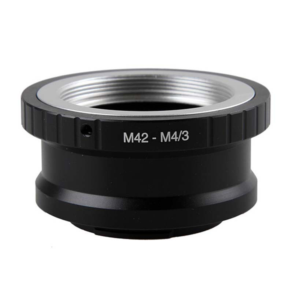<font><b>M42</b></font> Lens to Micro 4/3 <font><b>M4/3</b></font> Adapter EP1 EP3 EPL1 EPL2 EPL3 G1 GF1 GH1 <font><b>M42</b></font>-M43 AS99 image