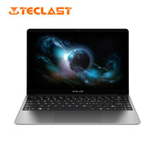 Teclast F7 Plus Laptop Notebook Windows 10 OS Ultra Tipis 14 Inch 1920X1080 Intel Gemini Lake N4100 Quad core 8GB RAM 256GB SSD(China)
