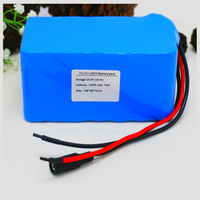 Aluoka 7S4P 24V10Ah 25.2V 29.4VLi-ion Battery Pack with 25ABMS For Electric moped ebike Scooters light bicycle power Balance car