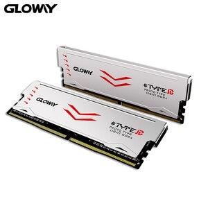 Image 2 - Gloway Loại B Series DDR4 8GB * 2 16GB 3000Mhz 3200MHz RGB RAM dành cho Máy tính để bàn chơi game DIMM với hiệu suất cao Memoria RAM