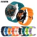 FIFATA ремешок для часов Huawei Watch GT / GT2 / GT2e браслет для Huawei GT2 46 42 / GT 46 ремешок для часов спортивный ремешок на запястье