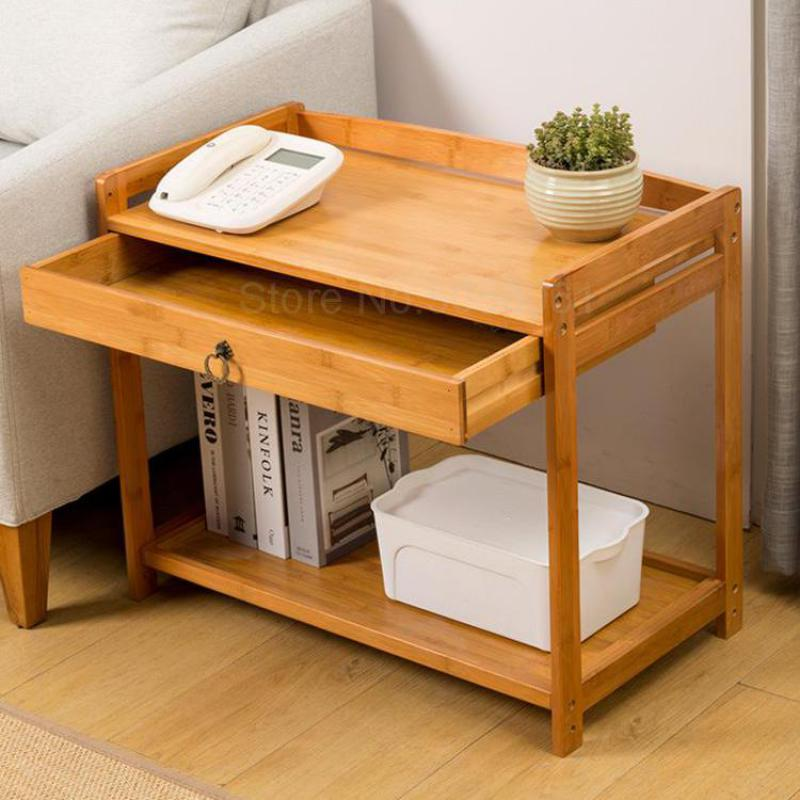 Removable Sofa Side Cabinet Corner Small Coffee Table Storage Rack Living Room Phone Rack Tea Cabinet Bed Small Table Aliexpress