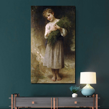 Wallpaper Cassic Art Aestheticism Canvas Painting Print Living Room Home Decoration Modern Wall Oil Posters Picture