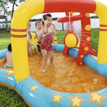 Inflatable Pool Water Slide Fun Lawn Water Slides Pools Inflatable Swimming Pool Unique Children Paddling Pool