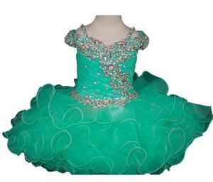 Image 2 - Новинка, рождественское платье для первого причастия, платье для младенцев, платье для детского карнавала, платье для папы и танцев, платье с цветами для девочек на Хэллоуин